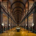 Dai hoc Trinity Dublin