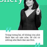 Sheryl Sandberg chia se loi khuyen su nghiep