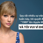 marketing cua Taylor Swift