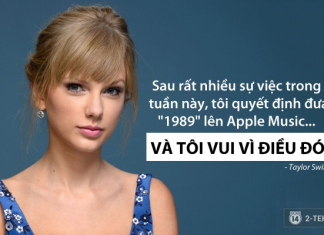 marketing cua Taylor Swift