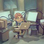 Nỗi khổ của dân IT… những điều chưa nói